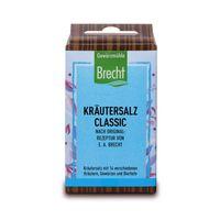 Brecht Nachfüllpackung Kräutersalz Classic, 80 g