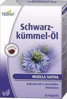 Hübner Schwarzkümmel-Öl, 30 Kps.