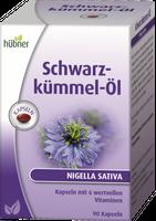 Hübner Schwarzkümmel-Öl Kapseln, 90 St.