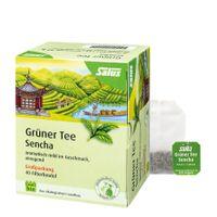 Salus Grüner Tee, Bio, 40 Filterbeutel