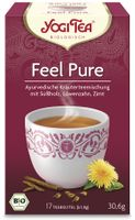 Yogi Tea® Feel Pure, bio, 17 FB