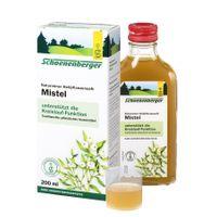 Schoenenberger Naturreiner Heilpflanzensaft Mistel, Bio, 200 ml