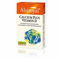 Alsiroyal Calcium plus Vitamin D3 Schlucktabletten, 30 St.
