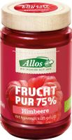Allos Frucht Pur 75% Himbeere, 250g