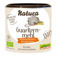 Natura Guarkernmehl, Bio, 110g