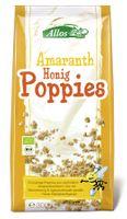 Allos Amaranth Honig-Poppies, bio, 300 g 001