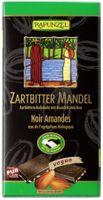 Rapunzel, Zartbitter mit Mandelstück, 80g 001