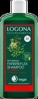 Logona Farbreflex Shampoo Rot-Braun Bio-Henna, 250 ml 001
