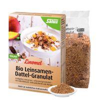 Salus Linomel Leinsamen-Dattel-Granulat, 250g