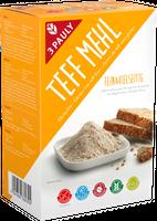3 PAULY Teff Mehl, 800 g