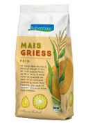 Reformhaus Maisgrieß, fein, Polenta, bio, 500 g