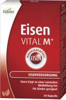 Hübner Eisen Vital M+ Kapseln, 30 Kapseln