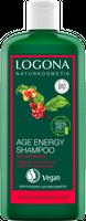 Logona Age Energy Shampoo Bio Coffein, 250 ml