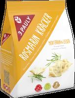 3 PAULY Rosmarin Kräcker, glutenfrei, 125 g