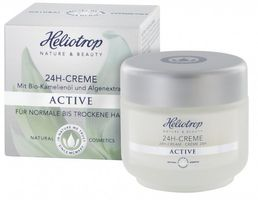 Heliotrop Active 24h-Creme, 50 ml