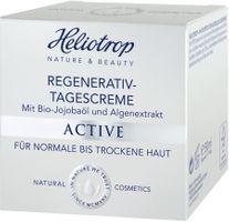 Heliotrop Active Regenerativ-Tagescreme, 50 ml