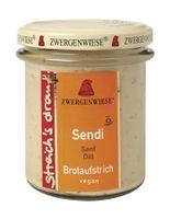 Zwergenwiese Sendi, Bio, Vegan, 160 g