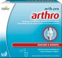 Hübner arthoro arthro, 60 Stk.