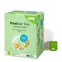 Salus Freetox Goldrute-Kamille, 40 Beutel