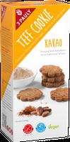 3 PAULY Teff Cookie Kakao, glutenfrei, 125 g