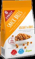 3 PAULY Snack Balls glutenfrei, 75g 001