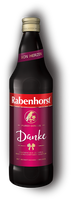 Rabenhorst Danke, Bio, 750 ml
