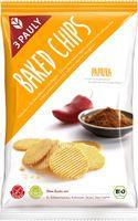 3 PAULY Baked Chips Paprika, BIO, 85 g 001