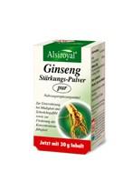 Alsiroyal Ginseng-Stärkungs-Pulver pur, 30 g