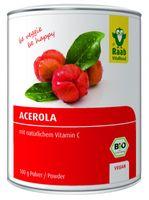 Raab Bio Acerola Pulver, 100 g 001