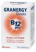 Dr. Grandel Granergy Direkt B12 Plus, 40 Stk.