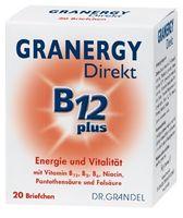 Dr. Grandel Granergy Direkt B12 Plus, 20 Stk.