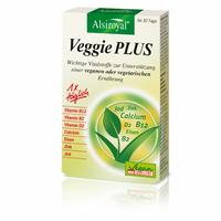 Alistan, Veggie Plus, 30 Tabletten