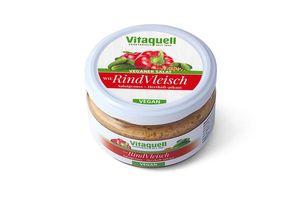 Vitaquell RindVleisch Salat vegan, 180 g