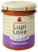 Zwergenwiese Lupi Love Paprika-Pfeffer, Bio, Vegan, 165 g