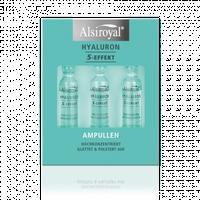 Alsiroyal Hyaluron 5 Effekt Ampullen, 3x3ml