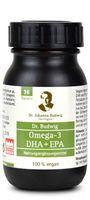 Dr. Budwig Omega-3 Kapseln DHA+ EPA, vegan, 36Kapseln