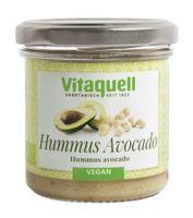 Vitaquell Hummus Avocado,130g