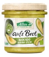 Allos aufs Brot Avocado, bio, vegan 140g 001