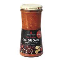 Zwergenwiese, Soul Kitchen Chili Sin Carne,vegan, bio, 420 ml