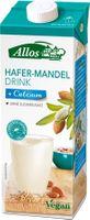 Allos Hafer Mandel Drink, 1l 001