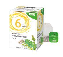 Salus Kräutertee Schüßler-Salz Nr. 6 15FB