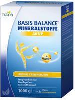 Hübner Basis Balance Mineralstoffe aktiv 1000g 001