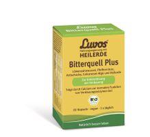 Luvos Heilerde Bitterquell Plus, bio, vegan, 60 Kapseln