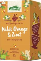 Allos Wilde Orange & Zimt Bio-Tee, 20 FB