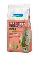 Reformhaus Parboiled Rundkornreis (Avorio), bio, 500g