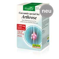 Alsiroyal Curcumin spezial bei Arthrose, 90Kps.