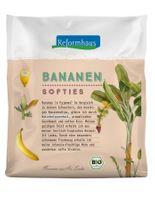Reformhaus Bananen Softies, bio, 100g