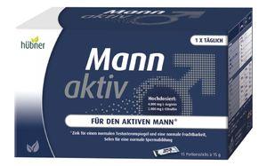 Hübner Mann aktiv Spezialkombination 15 Stk. 001