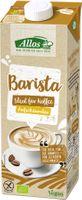 Allos Soja Barista Drink, bio, 1l