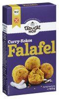 Bauckhof Falafel Curry-Kokos, glutenfrei, bio, 160g